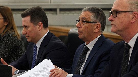 Новиот Законот засудови налага ослободителна пресуда за Груевски