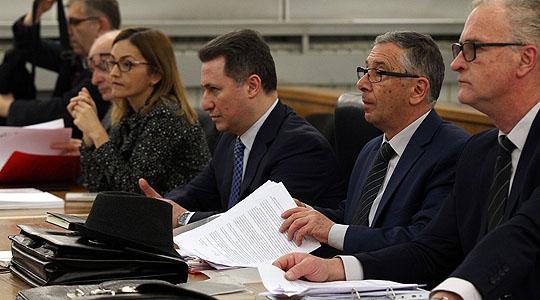 """Единаесетте сведоци на одбраната во """"Тенк"""" пет часа даваа искази во суд: Набавката на мерцедесот била неопходна"""