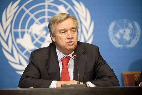 Гутереш: Сириската влада е должна да овозможи непречена работа на ОПЦВ