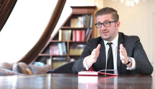 Мицкоски: Заев признава дека е подготвен да донесе решение кое нема да му се допадне на народот