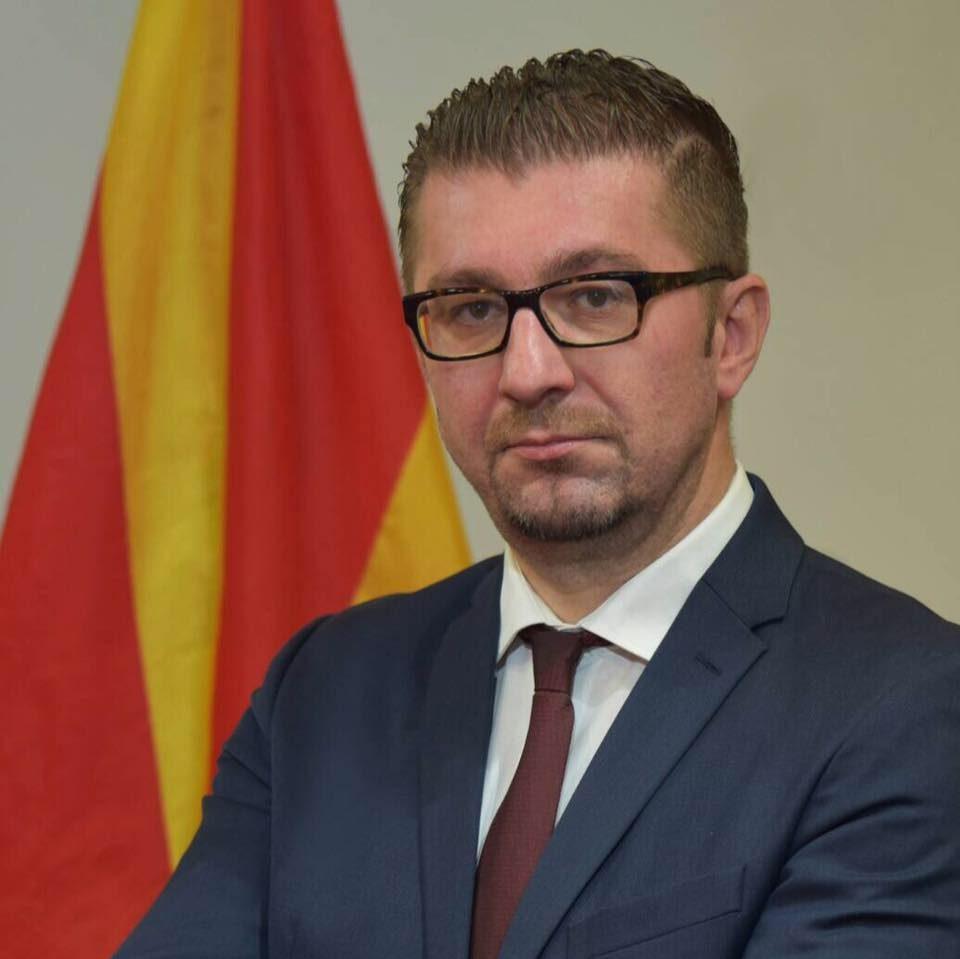 Мицкоски: Објавувањето на Законот за јазици без потпис на Иванов е ново кривично дело