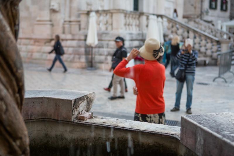 Хрватска за Велигден посетена од речиси 75.000 туристи