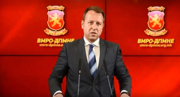 Јанушев: Ако СДСМ го ставеше политиканството во втор план и се посветеше на интересите на граѓаните, автопатот Демир Капија-Смоквица ќе беше пуштен во август лани
