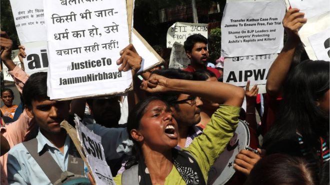 Брутално групно силување и убиство на осум годишно девојче го шокираше светот