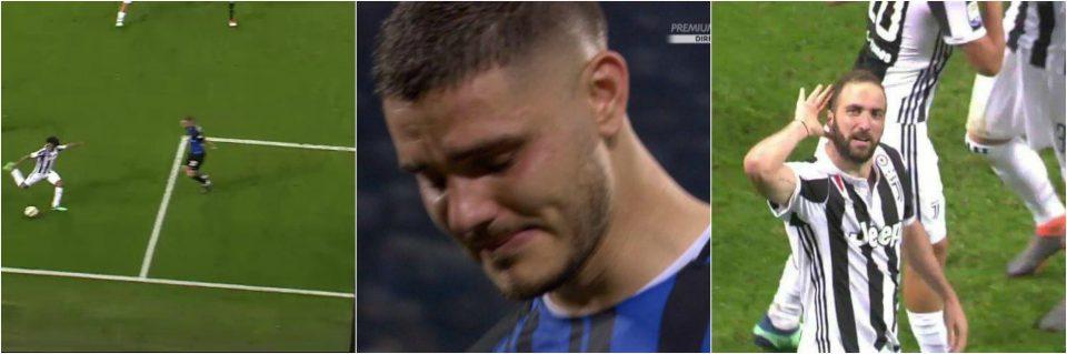 Јувентус покажа шампионски менталитет: Два автогола, два пресвти, магија на Квадрадо, шампионот го освои Милано (ВИДЕО)