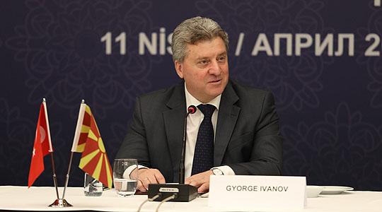 Иванов: Македонија и Турција можат многу повеќе во трговската размена и инвестициите