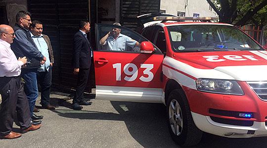 Се осовременува Противпожарната единица во Кавадарци