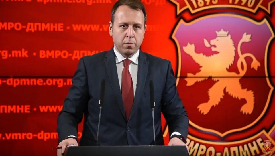 Јанушев: Раководството на ЕЛЕМ поништи транспарентен јавен повик и склучи милионски договор во четири очи