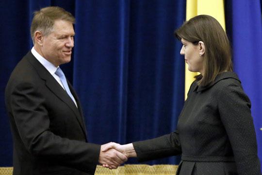 Романскиот претседател одби да ја смени главната обвинителка за корупција