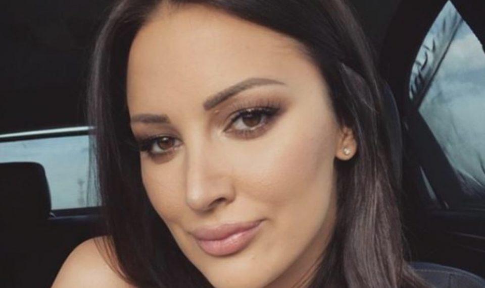 Атрактивна бринета: Мајката на Александра Пријовиќ исто така е пејачка – еве како изгледа (ФОТО)