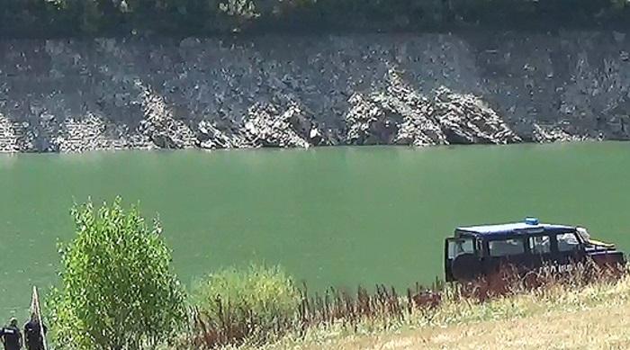 """""""Ауди"""" извлечено од Калиманци, возилото пронајдено на длабочина од 18 метри"""