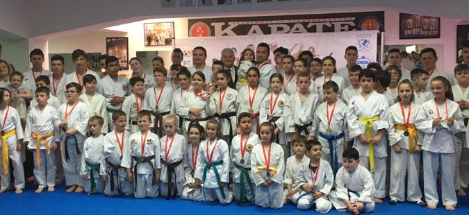Одржан 50. Државен шампионат во традиционално карате