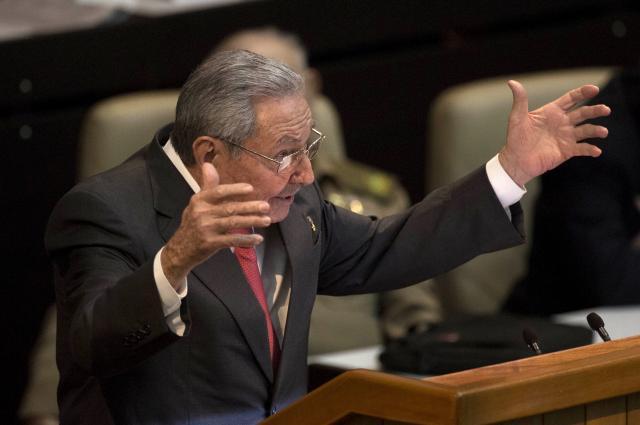 Раул Кастро останува на врвот на Комунистичката партија до 2021. година
