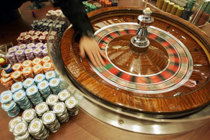 Кражба во казино во Скопје
