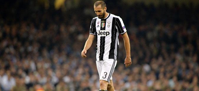 Киелини поради повреда ќе го пропушти натпреварот со Интер