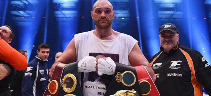 Фјури се враќа во рингот во јуни