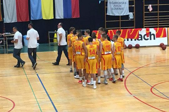 Две македонски селекции на кошаркарски турнир во Турција