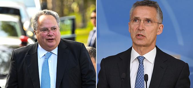 Во НАТО утре средба Столтенберг – Коѕијас