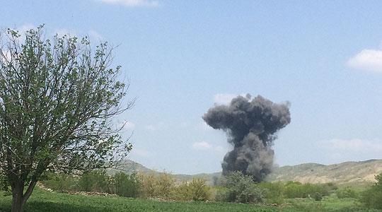На Криволак уништени околу 600 парчиња неексплодирани убојни средства