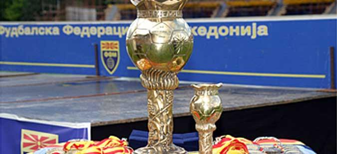 Куп на Македонија: Пелистер и Шкендија во битка за трофејот