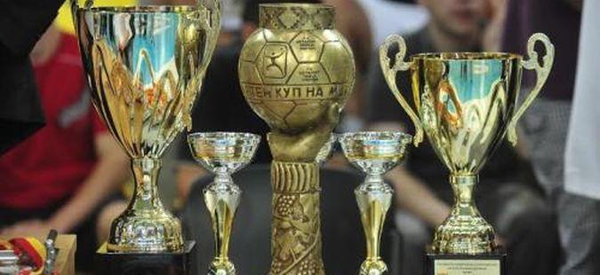 Познати полуфиналните парови од ракометниот Куп на Македонија