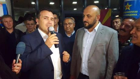 НЕВИДЕН НЕПОТИЗАМ: Невенчаната сопруга на Дудуш е претседателка на Советот на општината со која тој раководи
