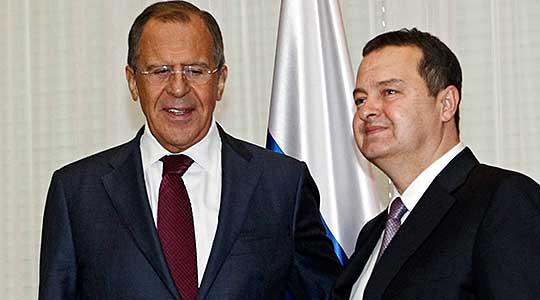 Лавров: Русија ќе ги брани легитимните интереси на Србија