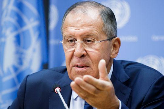 """Толку беше од """"поддршката"""" на """"братска"""" Русија за името- Лавров во друштво на Коѕијас го поздрави договорот"""