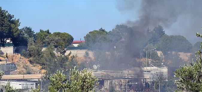 Инциденти на грчкиот остров Лезбос на неколку дена пред посетата на Ципрас