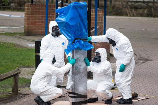Лондон: Супстанцата со која е затруен Скрипал била во течна состојба