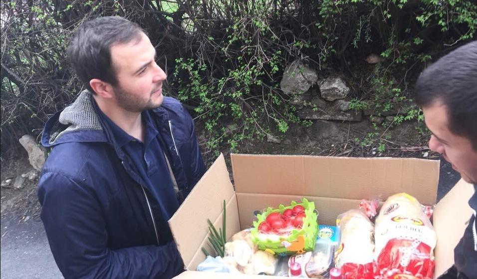 Кржалоски посети повеќедетни семејства: Нивните Велигденски трпези ќе бидат богати како што се и нивните души