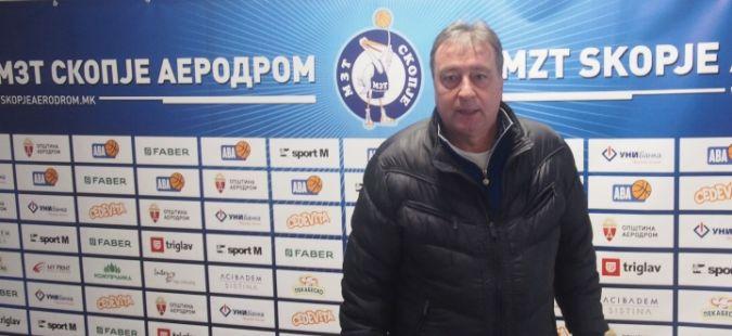 Лукајиќ повеќе не е тренер на МЗТ