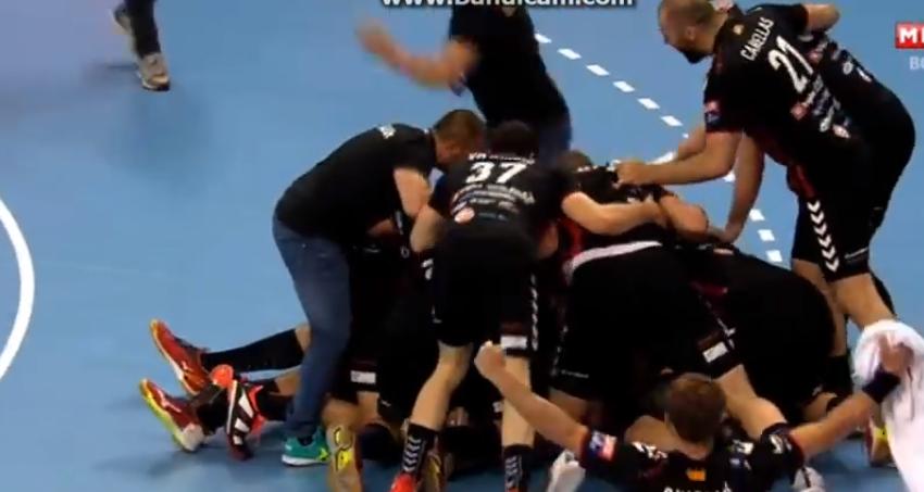 ВИДЕО: Македа за голема победа на Вардар- погледнете го уште еднаш победоничкиот гол од аут