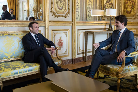 Канадскиот премиер задоволен од придобивките на трговскиот договор со ЕУ