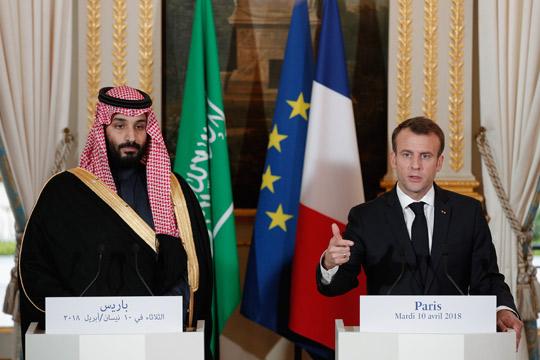 Макрон: Франција во следните денови ќе донесе одлука дали ќе ја бомбардира Сирија