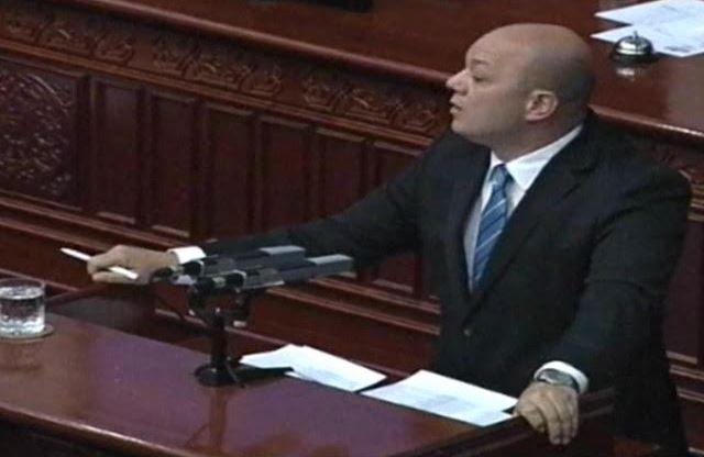Манојловски: Наводите дека е намален криминалот не одат на прилог на тоа што го говори Спасовски