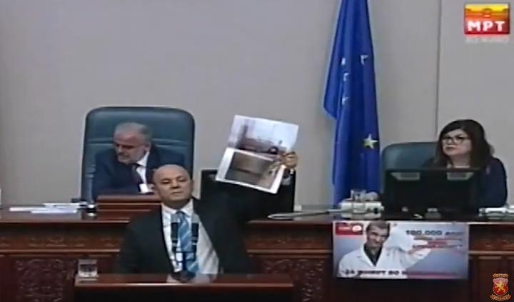 Манојлоски: Единствената реформа во здравството за време на владеењето на СДСМ, се тендерите во четири очи
