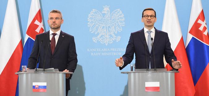 Моравецки: Поранешните комунистички земји во ЕУ се уште имаат потреба од поддршка од ЕУ фондовитe