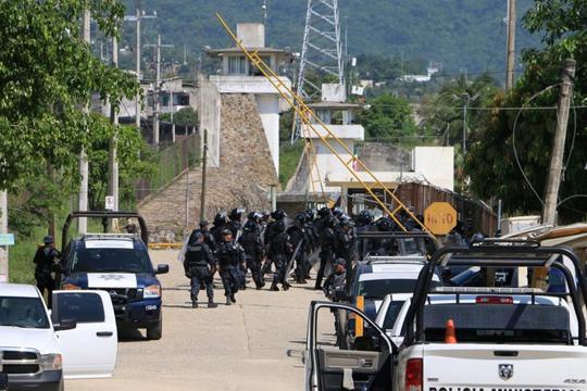 Во Мексико евакуирани 92 лица поради тероризирање од нарко картели