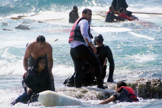 Продолжува да расте бројот на нови мигранти на островите во Егејското Море