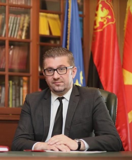 Мицкоски: На уште една од стотиците лаги на Заев и пристигна демантот- вистината е немилосрдна исто какви што се цунами последиците во македонската економија