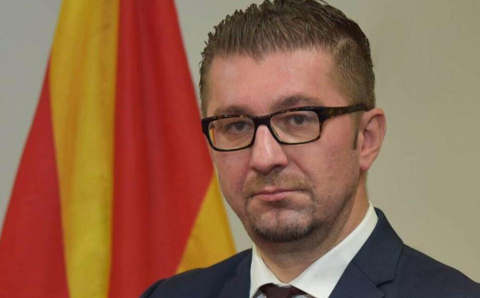 Мицкоски за обвинувањата од ЕЛЕМ: Миновски ако не се извини, следува тужба, ова е обид да се одвлече вниманието од коруптивните бизниси на власта