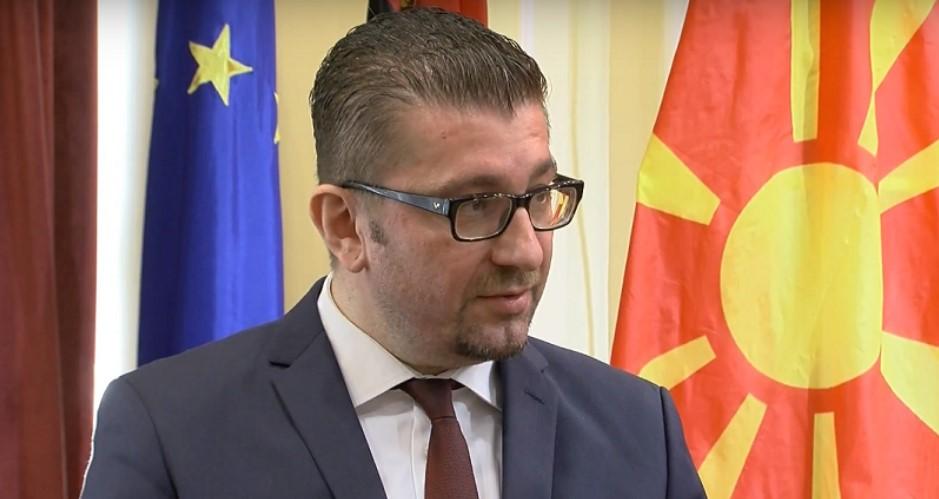 Мицкоски: Сакам да бидеме дел од НАТО под нашето уставно име, да го говорам мојот македонски јазик и да бидам Македонец