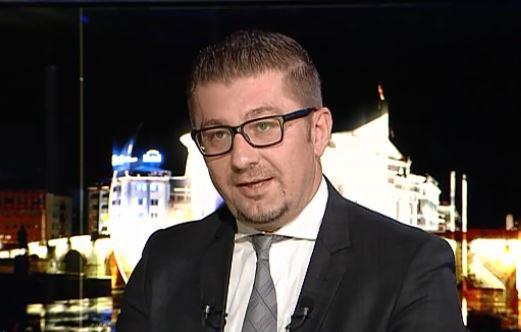 Мицкоски: Органите на државата се уште немаат одговор на министерот Нухиу кој тврдеше дека на 27 април имало вооружени групи од Чаир подготвени да тргнат кон Собранието