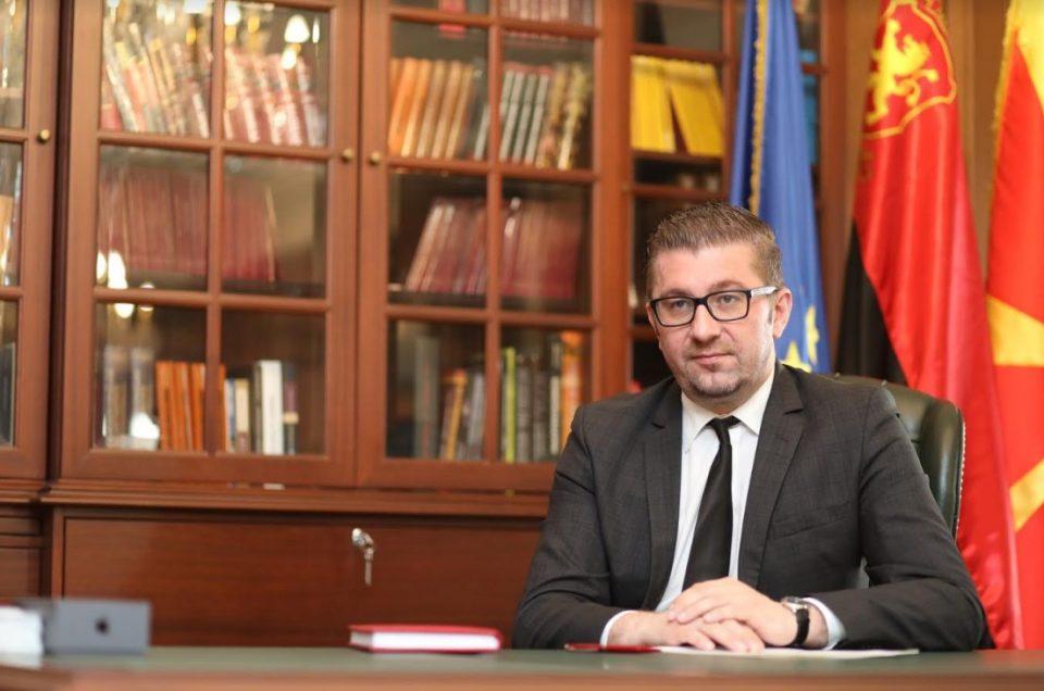 Мицкоски: Непотребно и поради политички причини се одложуваше пуштањето во употреба на автопатот Демир Капија- Смоквица