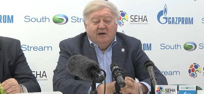 Михајловски: Ќе направиме се СЕХА-лигата да биде поквалитетна