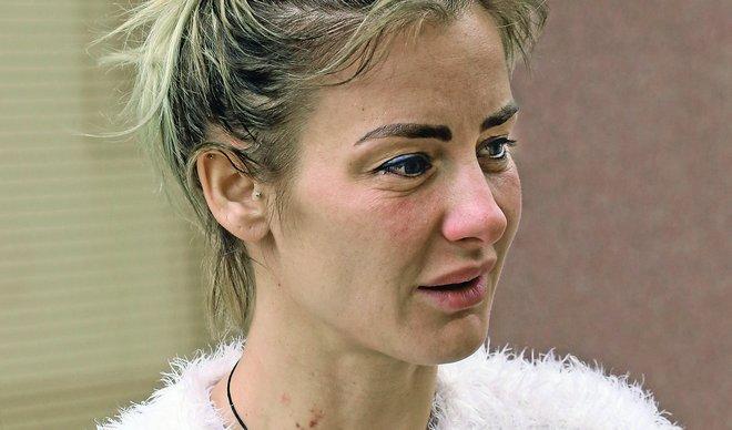Мамо ако сака нека ме убие, јас ќе го пријавам во полиција: Претепаната српска кошаркарка со трогателна исповед (ФОТО)