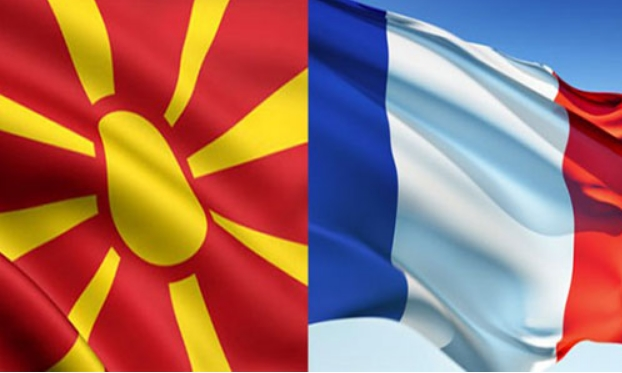 Француските пратеници Бертран Сор и Грегори Галбадон во посета на Македонија