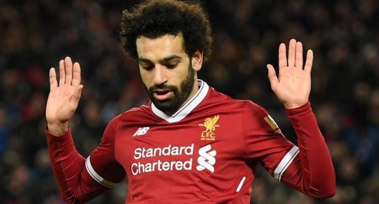 Ливерпул води на полувремето: Мохамед постигна два маестрални гола, но не се радуваше, еве ја причината (ВИДЕО)