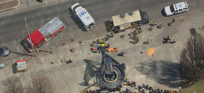 """Комбе влета во пешаци, 9 мртви, 16 повредени: """"Возачот дејствувал планирано и сакал да ги убие сите"""" (ФОТО)"""